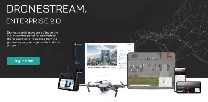 dronestream image
