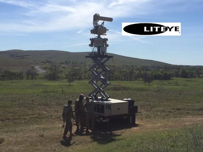 liteye systems antenna