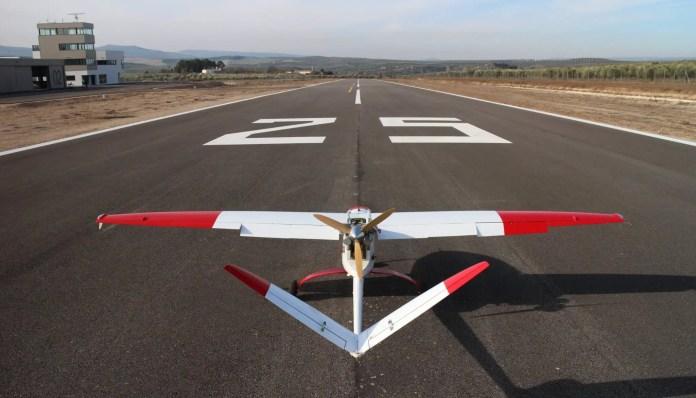 uav navigation plane scaled