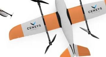 Censys aircraft