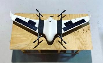 avy solar drone watts