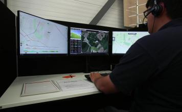 Flylogix Central Control Fareham FLYLOGIX LANGDON