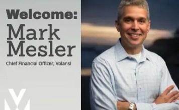 Mark Mesler CFO Hire