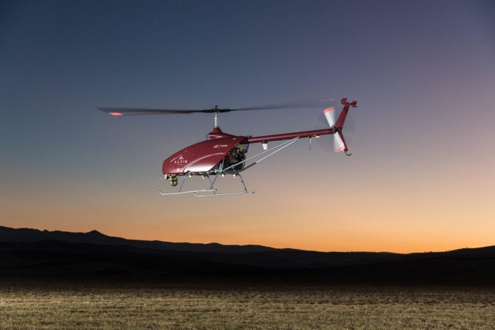 UAVOS & TITRA Alpin Unmanned Helicopter Profitable Flight in Turkey's Sky - sUAS Information 6