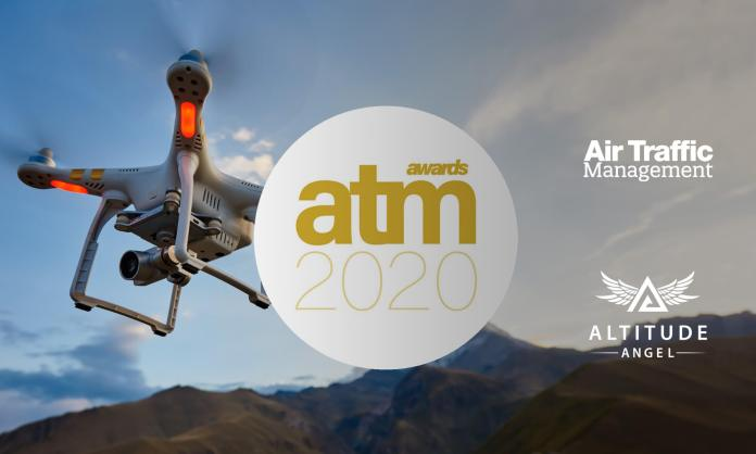 Altitude Angel shortlisted for 2 ATM journal awards - sUAS Information 1