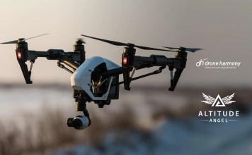 Drone Harmony Altitude Angel Partnership