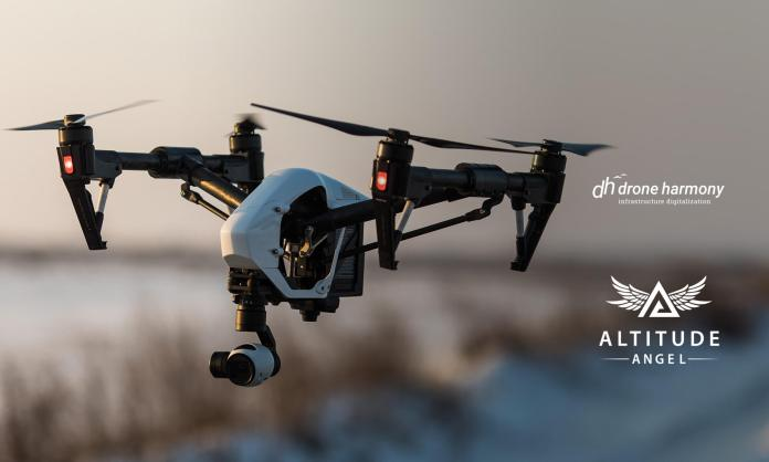 Drone Concord choose Altitude Angel because it's international map knowledge supplier - sUAS Information 2