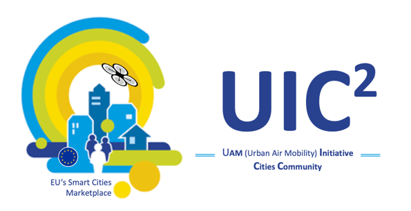 Cities and Areas of the EU's UAM Initiative current the 'Manifesto on the Multilevel Governance of the City Sky' - sUAS Information 1