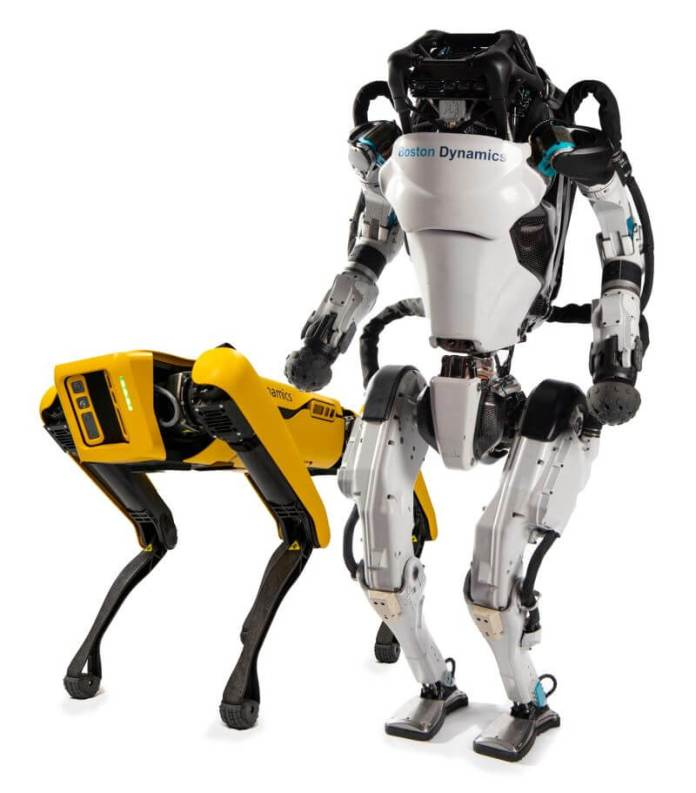Hyundai Motor Group to accumulate a controlling curiosity in Boston Dynamics from Softbank Group - sUAS Information 1