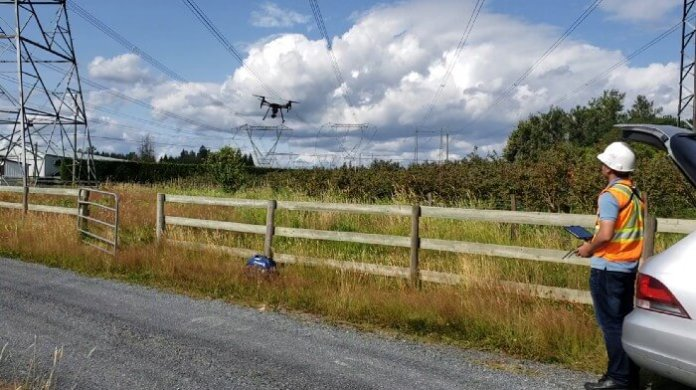 Aeriosense Applied sciences - Automated Drones Examine B.C.'s Energy Strains - sUAS Information 4