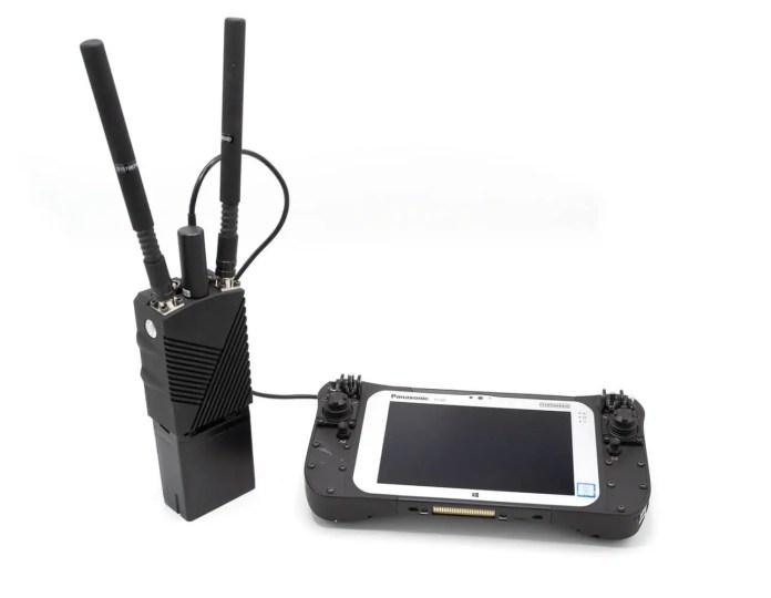 Horizon31, LLC introduces MobileMesh Radio - sUAS Information 5