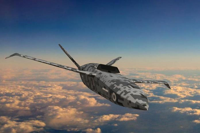 £30-million injection for UK's first uncrewed fighter plane - sUAS Information 1