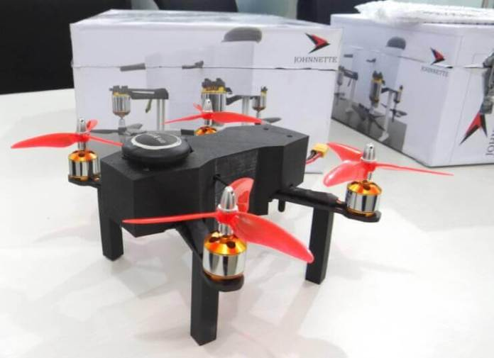 Indian Defence unit procures multi-rotor drones. - sUAS Information 2