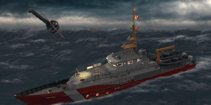 New Drone Surveillance System to be Deployed on Canadian Coast Guard Vessels in Trials Funded by DRDC - sUAS Information 1