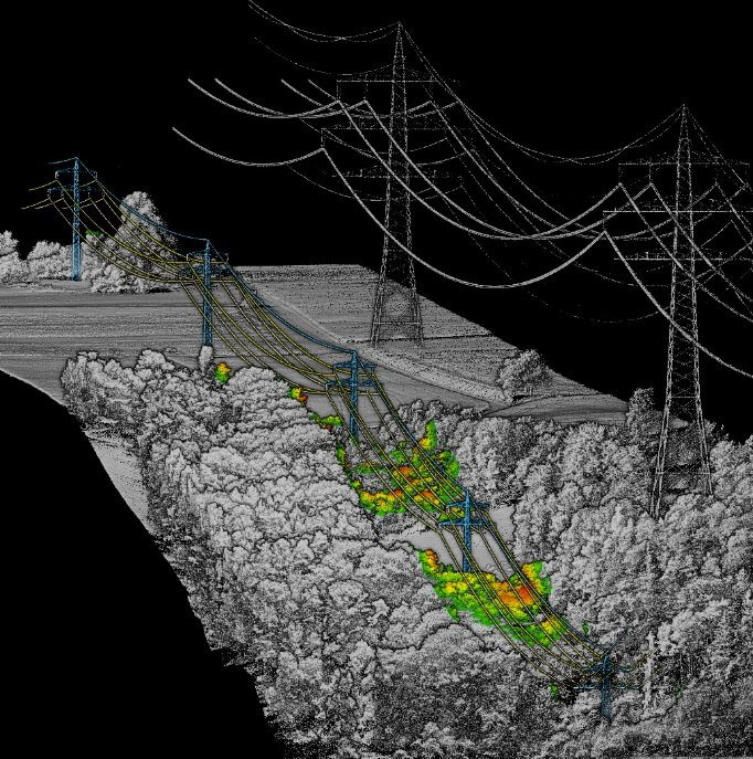 Sharper Form - An environment friendly method to German powerline inspection - sUAS Information 2