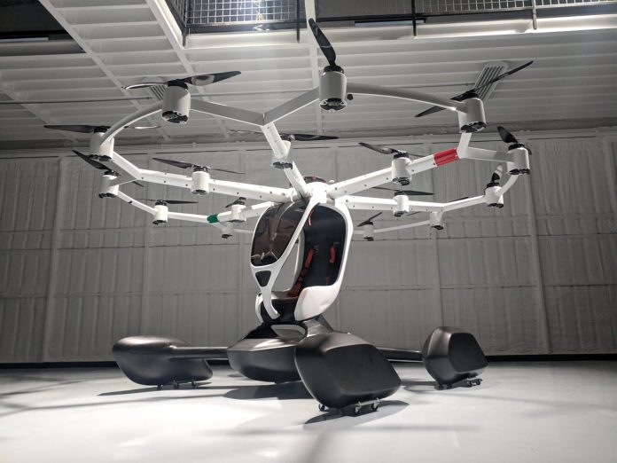 Metropolis of Hilliard, LIFT Plane, GhostWave Inc. and Parallax Superior Analysis suggest new, life-saving know-how on Ohio's first flying automobile - sUAS Information 1