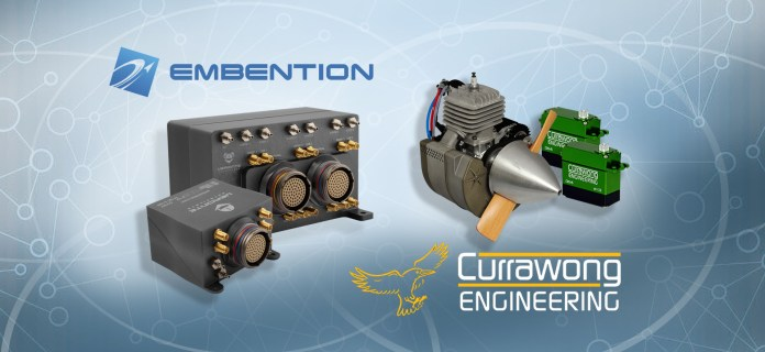 Embention and Currawong Engineering announce Integration Partnership of their techniques - sUAS Information 1