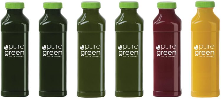 A Fresh Start: Juice Cleanses