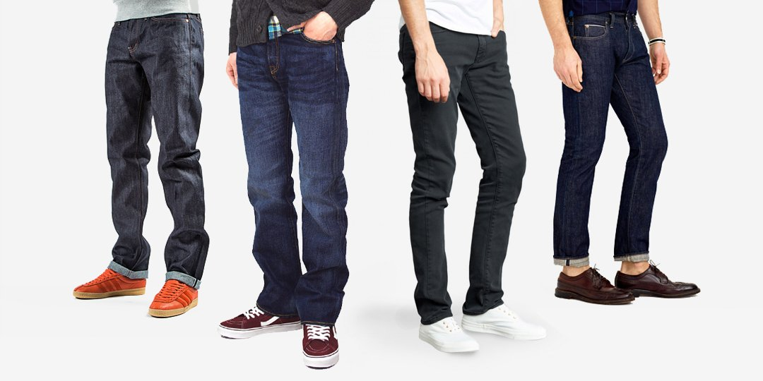 Denim Days: How to Pick the Right Jeans