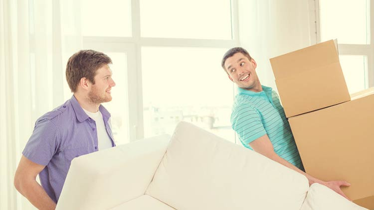 Move Over: How To Live With A Roommate