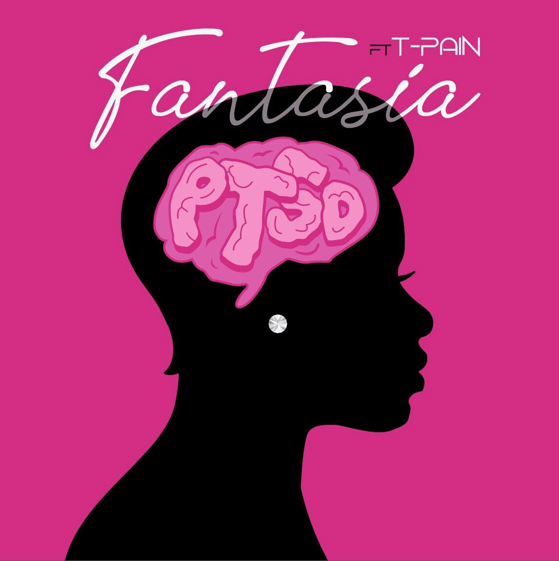 """FANTASIA RETURNS WITH SINGLE """"PTSD"""" FEATURING T-PAIN"""