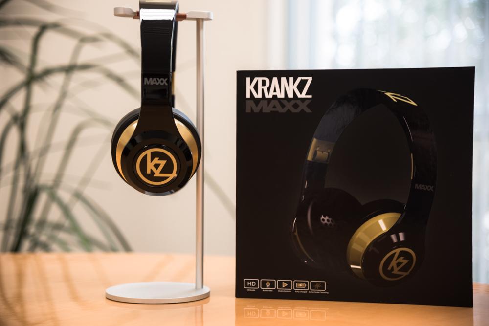 Best in Headphones: Krankz Audio MAXX Headphones