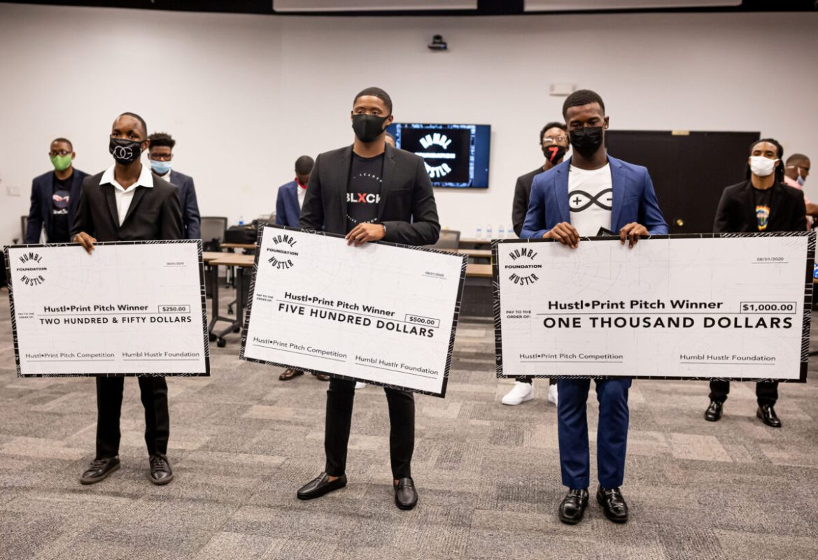 Money In The Bank: Atlanta's Youth Entrepreneurial Pitch Competition