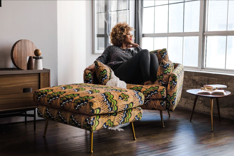 Former NFL Linebacker's Ancestry Inspires Furniture Line Albany Park