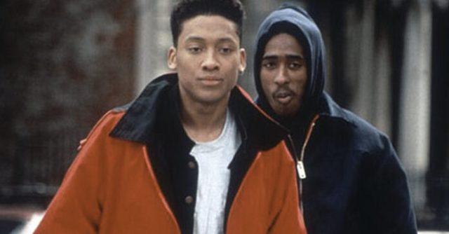 Khalil Kain and Tupac