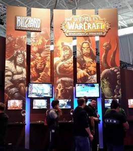 Warlords of Draenor at PAX East 2014