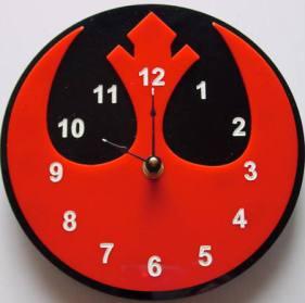 starwars clock