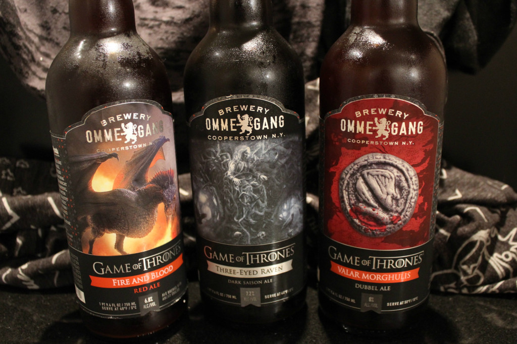 Game Of Thrones Beer Review Sub Cultured