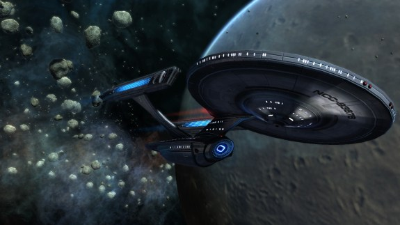 Star Trek Online, starship pics