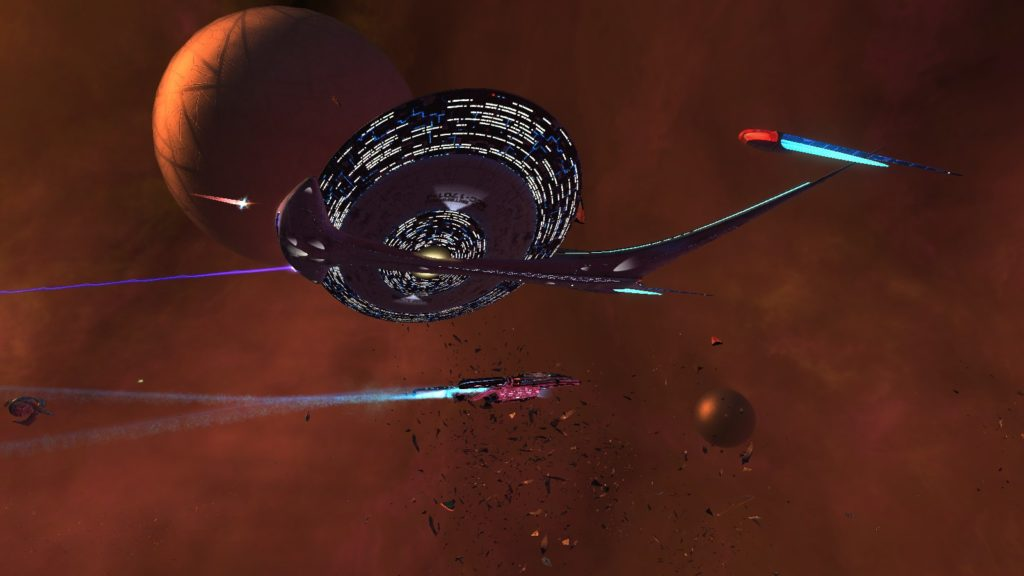 Star Trek, Star Trek Online, Agents of Yesterday, NCC-1701-J, Enterprise J