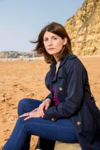 "Whittaker in her role from ""Broadchurch."""