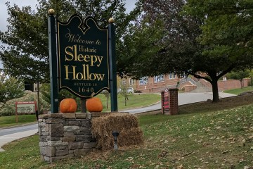 Welcome to Sleepy Hollow, home of the Headless Horseman and plenty of Halloween fun