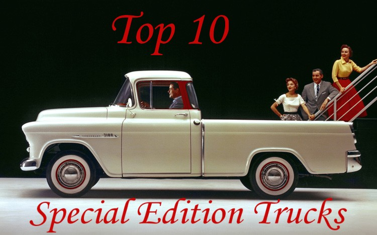 1956 Ford F100 Paint Colors