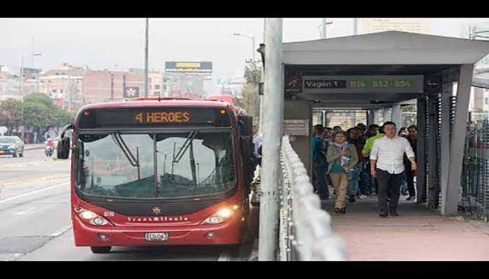 Nuevas rutas fáciles de TransMilenio han movilizado a 30 mil usuarios en horas pico