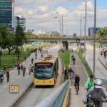 El domingo de cuarentena habrá ciclovía y parques metropolitanos abrirán
