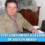 Habitantes de Suba Bilbao se toma la empresa de acueducto de Bogotá al cumplir 30 días sin servicio de agua