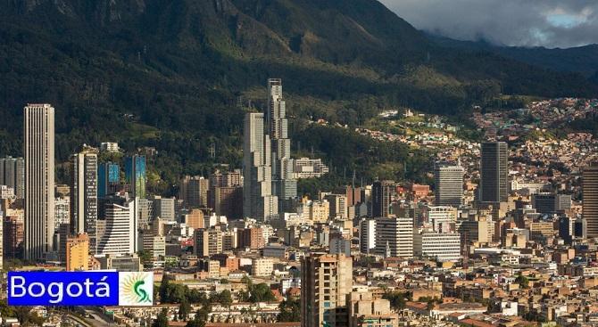 Calidad del aire mejora significativamente en Bogotá