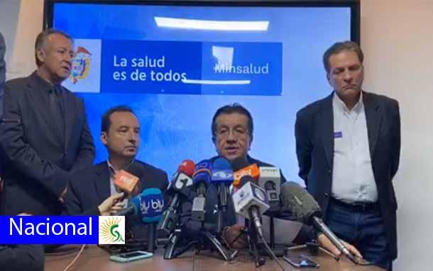 Ministerio de Salud confirma dos nuevos casos de COVID-19 en Colombia