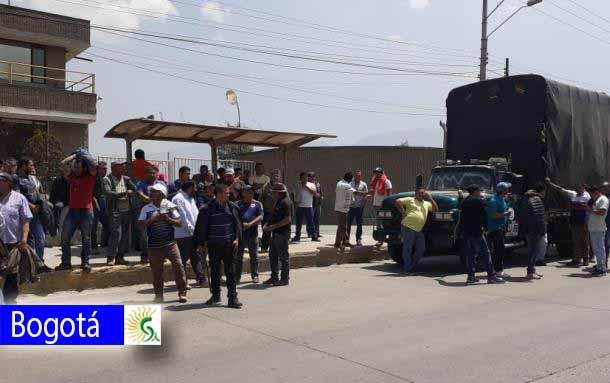 Movilidad: camioneros se movilizan por la chatarrización de sus vehículos