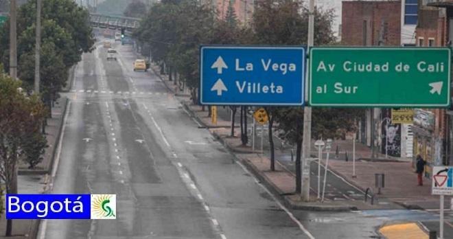 Conozca el primer reporte del #SimulacroVital en Bogotá