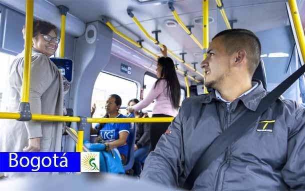 ¡Trabajo sí hay! TransMilenio busca 11.000 conductores