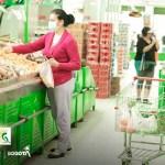 Este jueves ingresaron 10.614 toneladas de alimentos