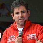 Caídas del 30% de las transferencias e ingresos corrientes municipales, amenazan metas de los Planes de Desarrollo: Jaime Torres