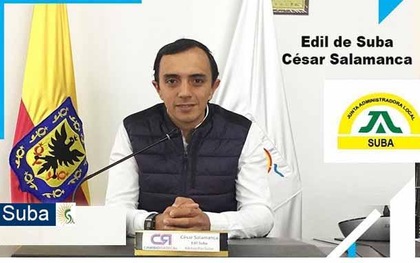 Nuevo proyecto de acuerdo para reactivar al sector de los deportes, presenta el Edil César Salamanca