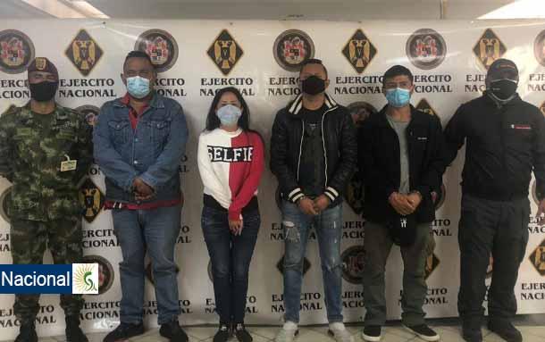 Se desarticuló una organización transnacional dedicada al tráfico de estupefacientes hacia Norteamérica y Europa