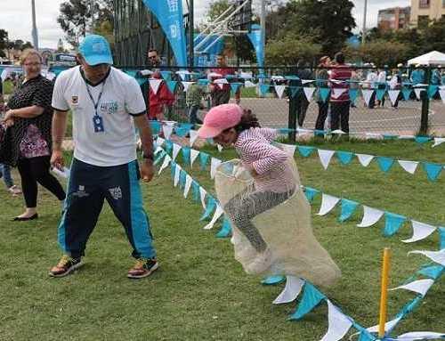 MUDRAFI en la reactivación económica de los deportes en Suba